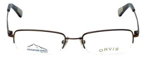 Orvis Designer Reading Glasses Dragon Fly in Dark-Brown 49mm