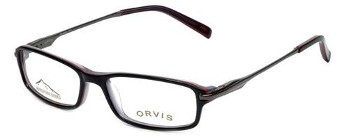Orvis Designer Reading Glasses Voyager in Black 49mm
