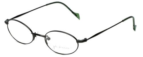 John Lennon Designer Eyeglasses JLC103-Green in Green 47mm :: Custom Left & Right Lens