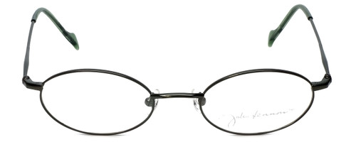 John Lennon Designer Eyeglasses JLC103-Green in Green 47mm :: Custom Left & Right Lens