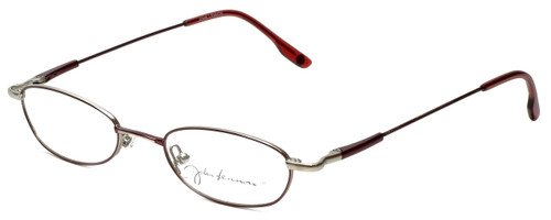 John Lennon Designer Eyeglasses JL254F-072 in Wine-Pewter 48mm :: Rx Single Vision