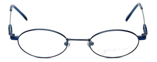 John Lennon Designer Eyeglasses JL265F-057 in Blue 47mm :: Progressive