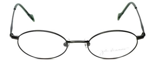 John Lennon Designer Eyeglasses JLC103-Green in Green 47mm :: Progressive