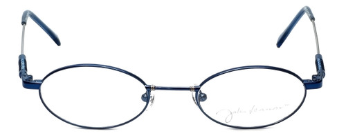 John Lennon Designer Eyeglasses JL265F-057 in Blue 47mm :: Rx Bi-Focal