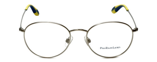 Polo Ralph Lauren Designer Eyeglasses PH1132-9046 in Silver 51mm :: Rx Single Vision