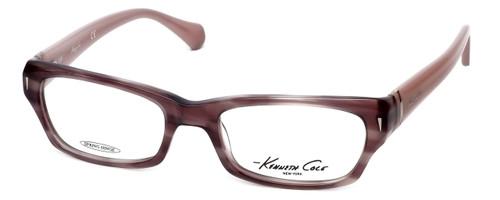 Kenneth Cole Designer Reading Glasses KC0225-074 in Purple