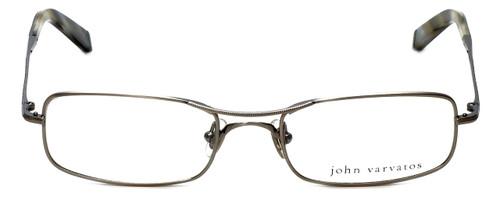 John Varvatos Designer Eyeglasses V105 in Pewter 51mm :: Rx Single Vision
