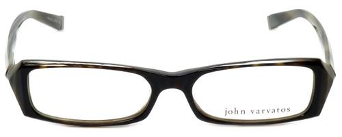 John Varvatos Designer Eyeglasses V303 in Tortoise-Horn 52mm :: Rx Single Vision