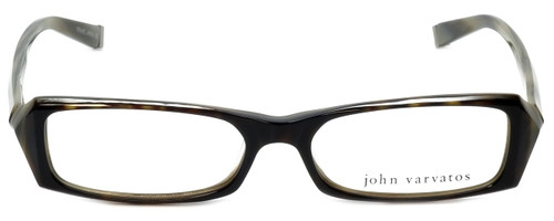 John Varvatos Designer Reading Glasses V303 in Tortoise-Horn 52mm