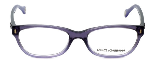 Dolce & Gabbana Designer Eyeglasses DD1205-1674 in Violet 52mm :: Progressive