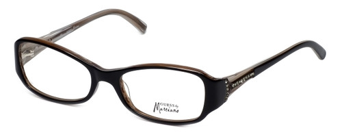 Guess by Marciano Designer Reading Glasses GM142-BLK in Black