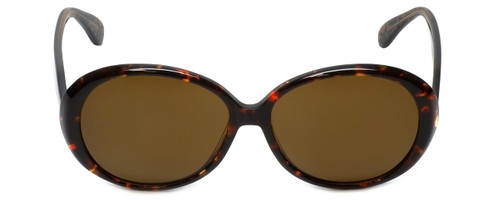 Betsey Johnson Designer Sunglasses Betseyville BV109-02 in Espresso with Brown Lens