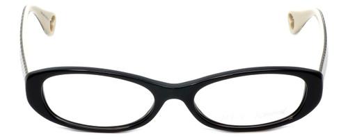 Betsey Johnson Designer Reading Glasses Tutu-Sweet BJ013-01 in Black 52mm
