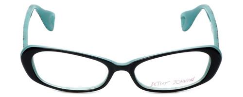 Betsey Johnson Designer Reading Glasses Untamed BJ085-01 in Black 52mm
