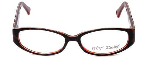 Betsey Johnson Designer Reading Glasses Cutie BJ0174-02 in Espresso 53mm