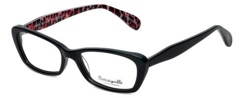 Betsey Johnson Designer Reading Glasses Betseyville BV100-01 in Black 53mm