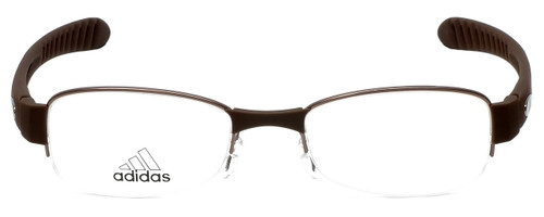 Adidas Designer Reading Glasses a882-40-6050 in Chocolate 50mm