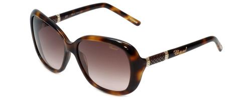 Chopard Designer Sunglasses SCH149S-09AJ in Tortoise with Brown-Gradient Lens