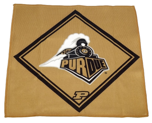 Collegiate Microfiber Cloth, Purdue University