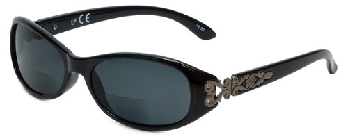 Corinne McCormack Designer Bi-Focal Reading Sunglasses Kathy
