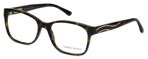 Giorgio Armani Designer Reading Glasses AR7013B-5026 53mm in Havana