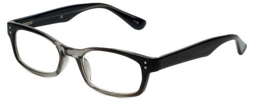 Corinne McCormack Designer Eyeglasses Channing in Black-Grey 47mm :: Rx Single Vision