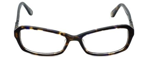 Corinne McCormack Designer Eyeglasses Bleecker-TOR in Tortoise 53mm :: Progressive