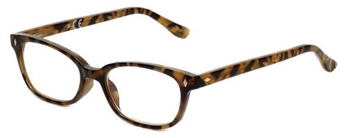 Corinne McCormack Designer Eyeglasses Casey in Tortoise 47mm :: Rx Bi-Focal