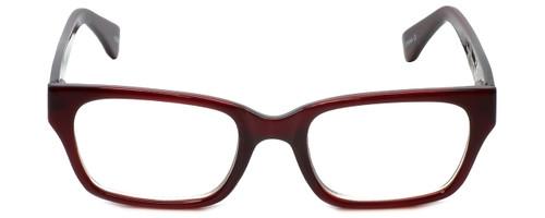 Corinne McCormack Designer Reading Glasses Sydney in Burgundy 48mm
