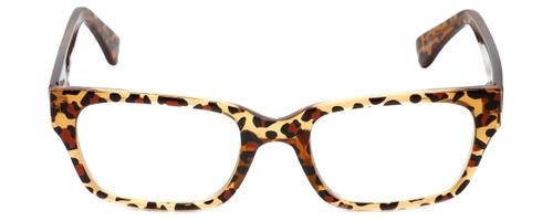 Corinne McCormack Designer Reading Glasses Sydney in Leopard 48mm