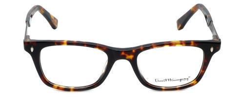 Ernest Hemingway Designer Eyeglasses H4643 in Tortoise 49mm :: Rx Single Vision