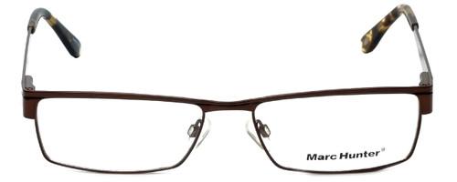 Marc Hunter Designer Eyeglasses MH7280-BRN in Brown 56mm :: Custom Left & Right Lens