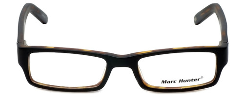 Marc Hunter Designer Reading Glasses MH7302-BKT in Matte Black/Tortoise 45mm
