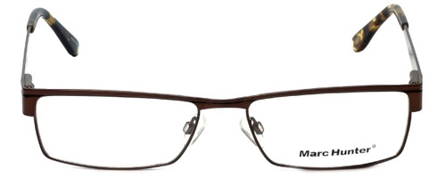 Marc Hunter Designer Reading Glasses MH7280-BRN in Brown 56mm