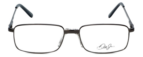 Dale Jr. Designer Reading Glasses DJ6808-SGU in Satin Gun 57mm