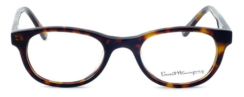 Ernest Hemingway Designer Eyeglasses H4632 in Tortoise 45mm :: Custom Left & Right Lens
