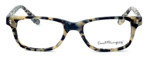 Ernest Hemingway Designer Eyeglasses H4617 (Small Size) in Matte-Olive 48mm :: Custom Left & Right Lens