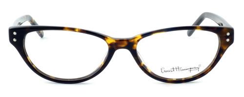 Ernest Hemingway Designer Reading Glasses H4627 in Tortoise 52mm