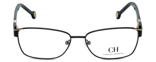 Carolina Herrera Designer Eyeglasses VHE063-0304 in Black 55mm :: Progressive