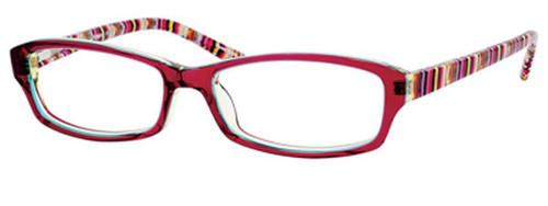 Eddie Bauer Designer Eyeglasses EB8245 in Claret 54mm :: Rx Single Vision