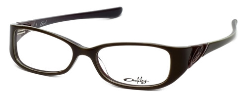 Oakley RX Scarf Designer Reading Glasses OX1035-0349 in Chestnut