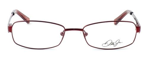 Dale Earnhardt, Jr. Designer Eyeglasses DJ6721 in Wine 51mm :: Custom Left & Right Lens