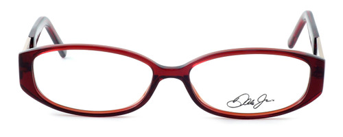 Dale Earnhardt, Jr. Designer Eyeglasses DJ6722 in Burgundy 54mm :: Custom Left & Right Lens