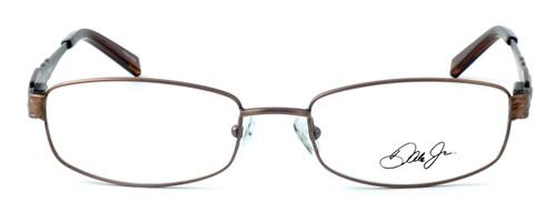 Dale Earnhardt, Jr. Designer Eyeglasses DJ6723 in Brown 52mm :: Custom Left & Right Lens