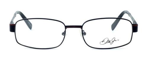 Dale Earnhardt, Jr. Designer Eyeglasses DJ6736 in Brown 54mm :: Custom Left & Right Lens