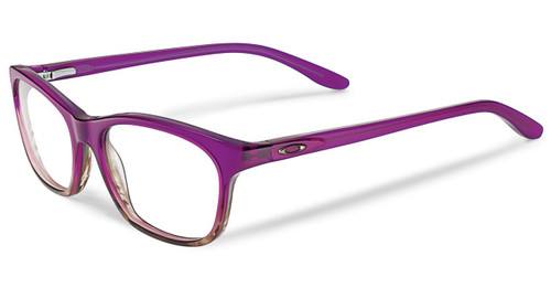 Oakley RX Taunt Designer Reading Glasses OX1091-0352 in Purple-Fade