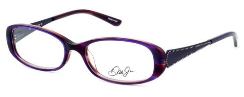 Dale Earnhardt, Jr. Designer Eyeglasses DJ6715 in Plum 52mm :: Rx Single Vision