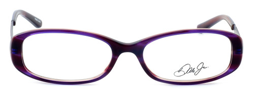 Dale Earnhardt, Jr. Designer Eyeglasses DJ6715 in Plum 52mm :: Rx Single Vision