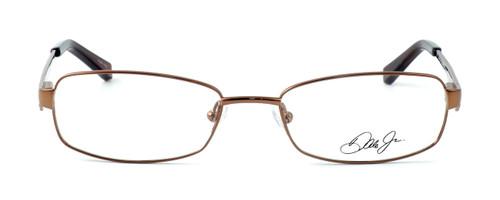 Dale Earnhardt, Jr. Designer Eyeglasses DJ6721 in Brown 51mm :: Rx Single Vision