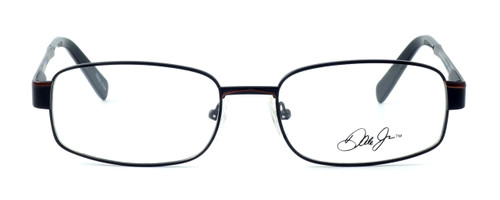Dale Earnhardt, Jr. Designer Eyeglasses DJ6736 in Brown 54mm :: Rx Single Vision